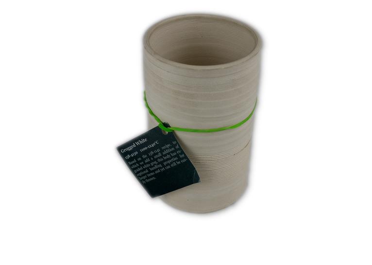 White Earthenware Sanded 1100-1240C