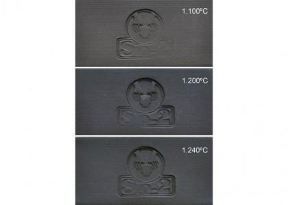 Vulcan Black Stoneware (Coarse) 1200-1260C