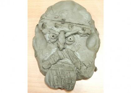 Creative Clay Airdrying Clay (Grey)