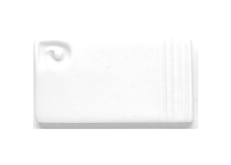 Glossy White Zircon 1030-1120C
