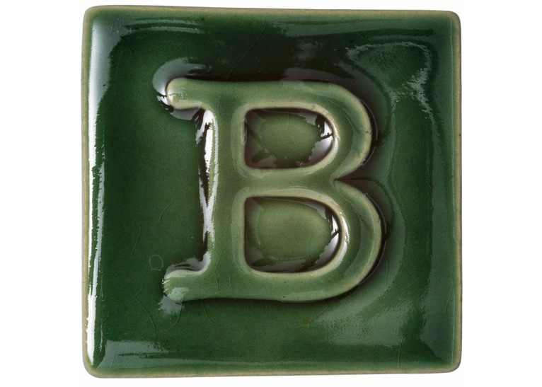 Botz E/Ware Glaze: Flaschengrun (200cc)