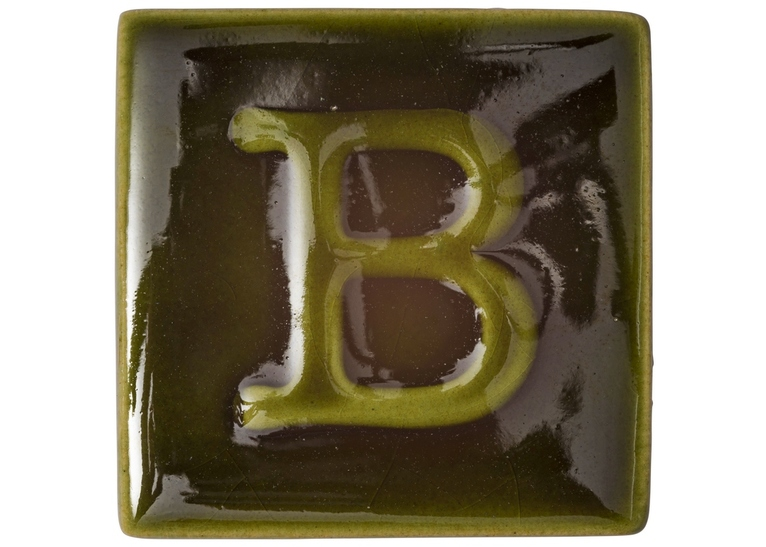 Botz E/Ware Glaze: Olive (200cc)