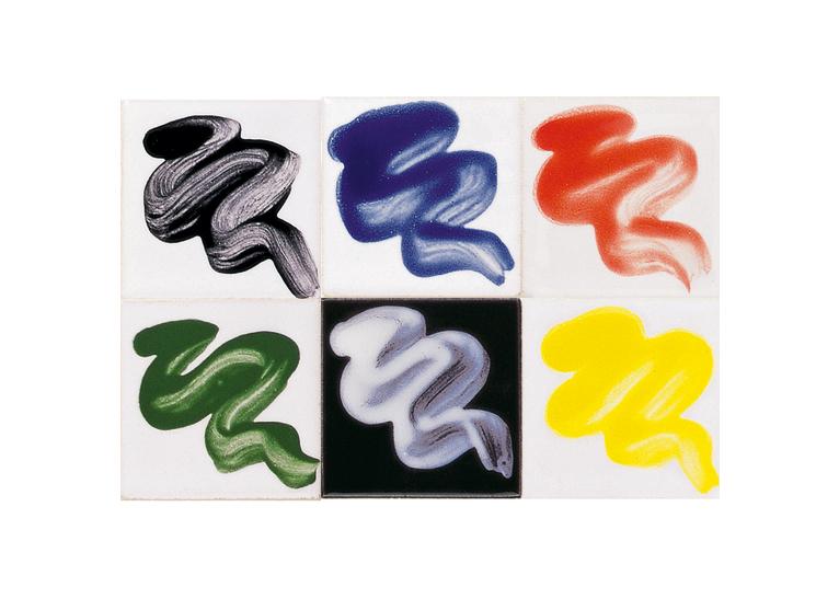 Set of 6 Botz Unidekor colours