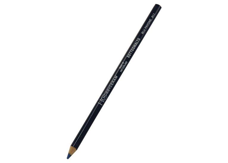 Hobbyceram Peacock Underglaze Pencil 611