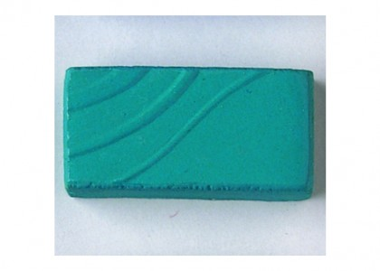 Powdered Underglaze: Turquoise Green