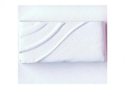 Powdered Underglaze: White