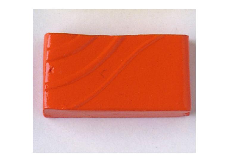 Powdered Stain/Underglaze: High Temp Orange (Zr/Cd)
