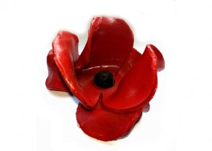 Powdered Stain: Poppy Red