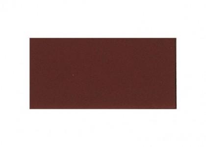 Powdered Overglaze: Red Brown