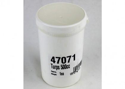 Turpentine (Pure) 500cc