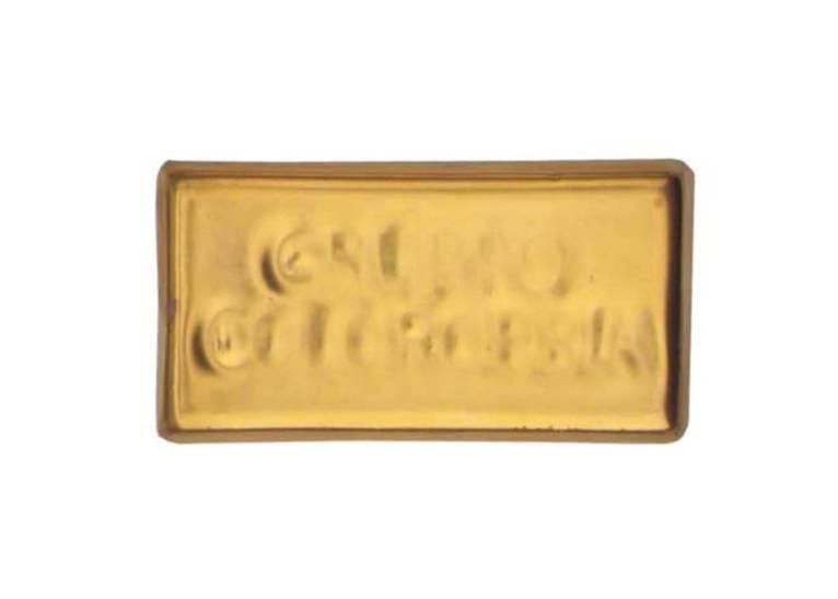 Colorobbia Matt Gold Lustre 20% 5gm
