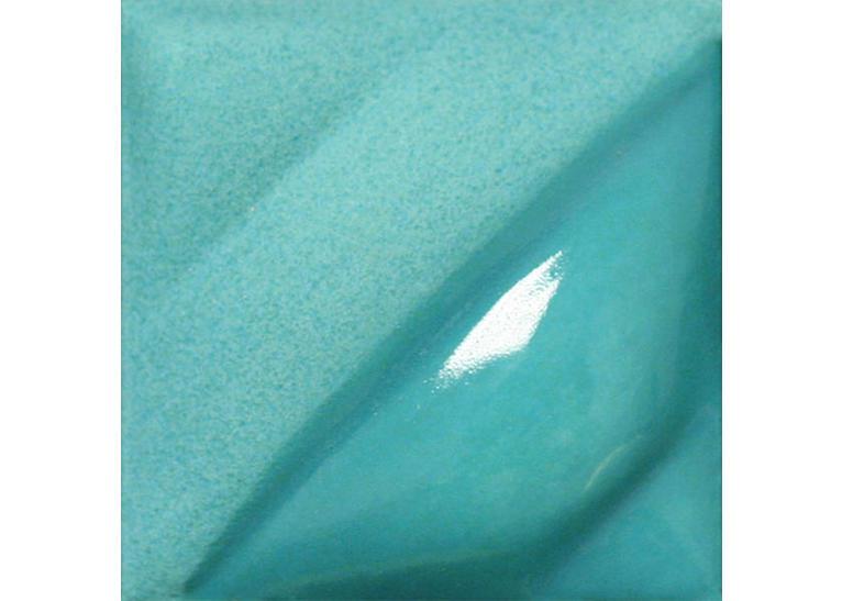 Amaco Velvet Underglaze: Turquoise Blue 59ml