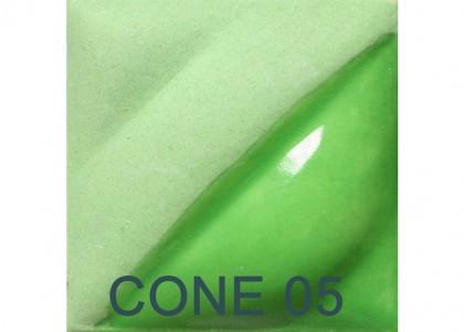 Amaco Velvet Underglaze: Light Green 473ml