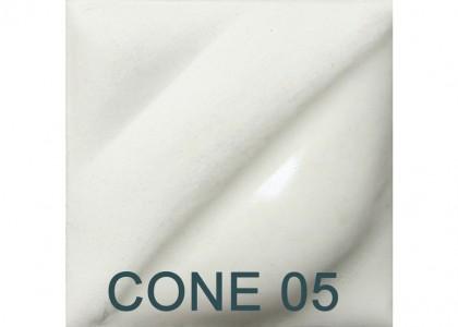 Amaco Velvet Underglaze: White 473ml