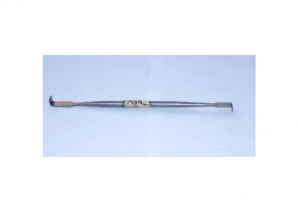 Modelling Tool: One piece machined, all forged steel - 14.5cm