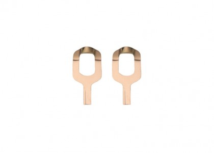 2 Lge Replacement Blades for Fluting Tool
