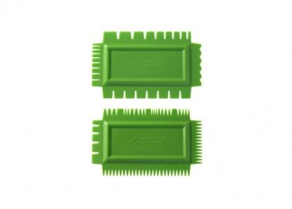 Texture Combs Set of 2: Firm flex, set A