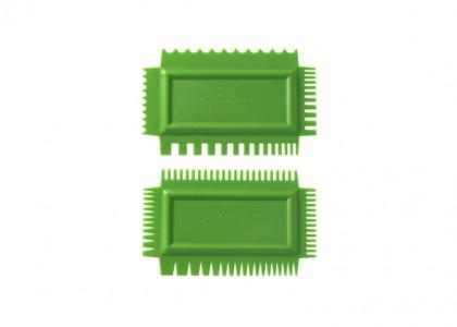 Texture Combs Set of 2: Firm flex, Set B