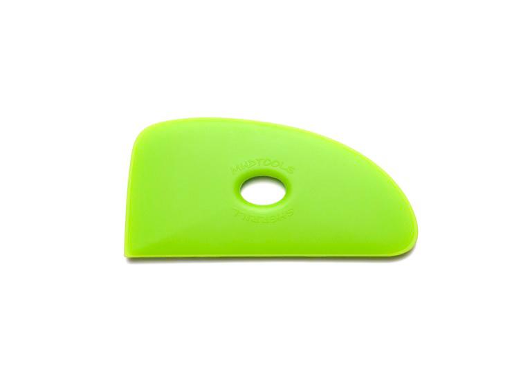 Mudtools Green Rib #4