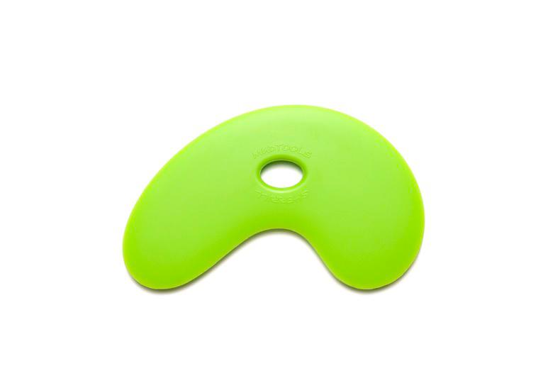 Mudtools Green Large Bowl Rib