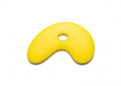 Mudtools Small Bowl Rib: Yellow