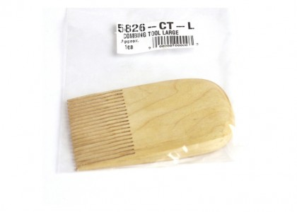 Japanese Style Combing Tool: Large