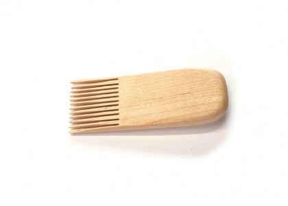 Japanese Style Combing Tool: Small