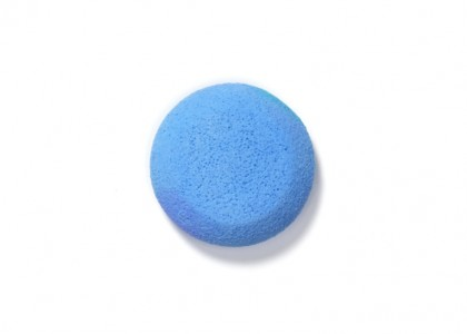 Porc. Sponge - Blue