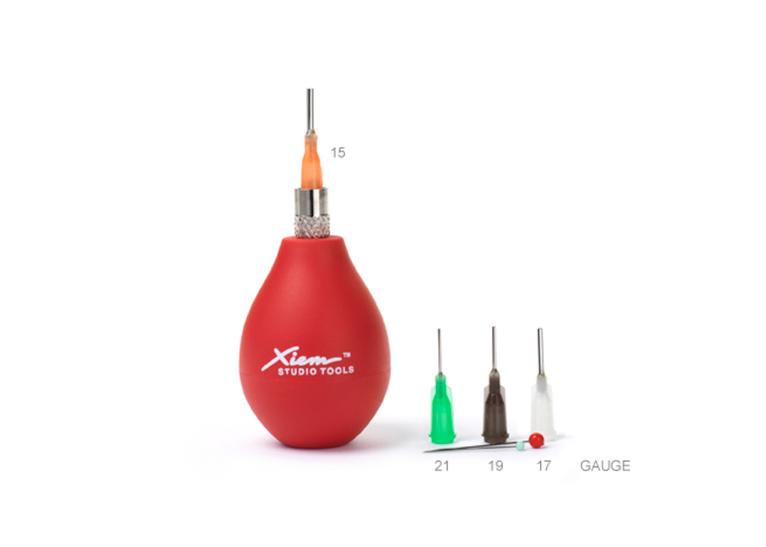 Xiem Sliptrailer Bulb 1oz (includes 4 tips, 14, 16, 18 & 20 gauge)
