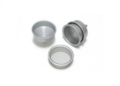 Aluminium Sieve 80s 120x45mm