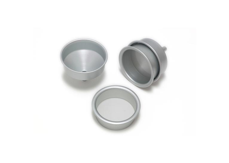 Aluminium Sieve 120s 120x45mm