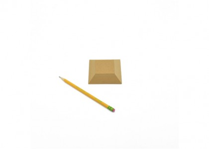 GR Pottery Forms: 8x8 Square Drape Mould