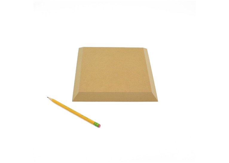 GR Pottery Forms: 10x10in Slim Square Drape Mould