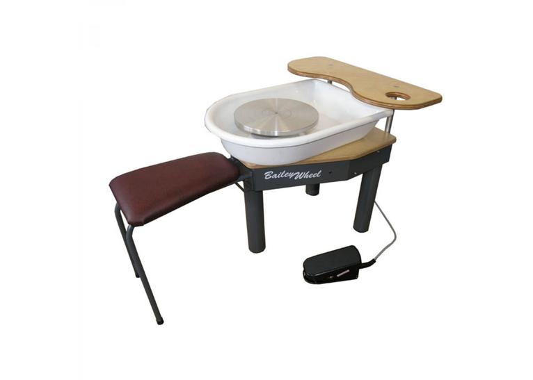 Bailey Potters Wheel complete with Seat & Shelf