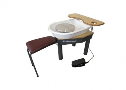 Bailey Potter's Wheel (No Seat/Shelf)
