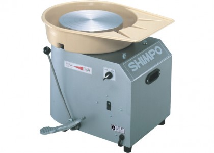Shimpo Whisper Wheel: W3D Direct Drive Throwing Wheel