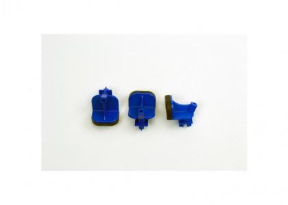Giffin Grip Blue Basic Slider Set of 3
