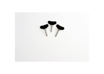 Giffin Grip 2 Rods With Hands Set of 3