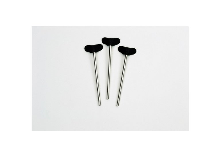 Giffin Grip 5 Rods With Hands Set of 3