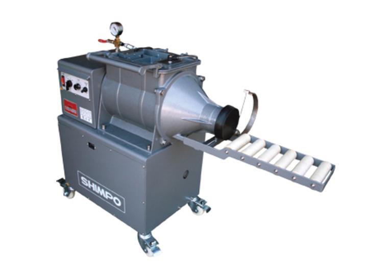 Shimpo NVS-07 Mixer Pugmill