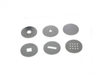 Die set (6pcs) to fit Shimpo Handheld Extruder