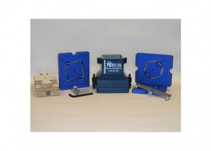Expansion Box Kit for the North Star S/S Extruder incl.Dies etc