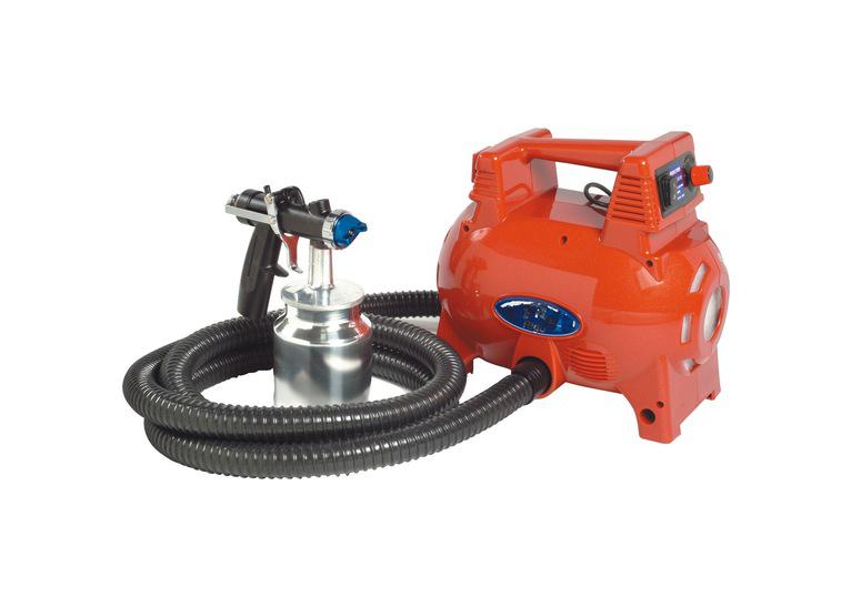 Multispray HVLP Compressor/Spray Gun Kit