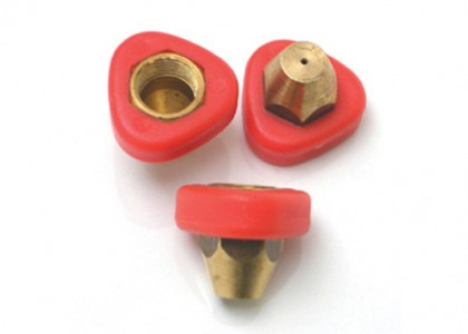 Set of 3 nozzles for the Paintec Spray Gun
