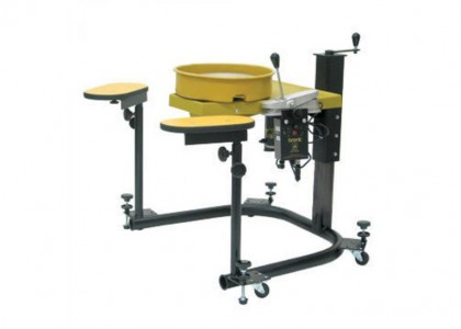 Brent Adaptive Potter's Wheel Model #16