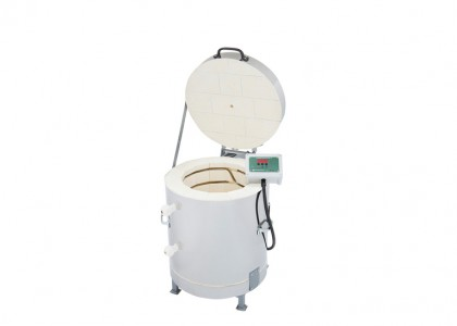 Potclays Etruscan 1418 low temp kiln with ST316BP controller