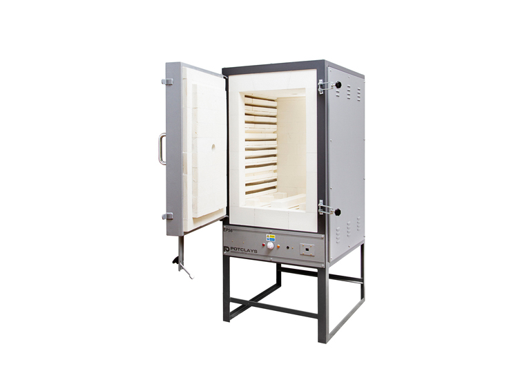 EP56 Front-loading kiln complete with T/C & ST215 Controller