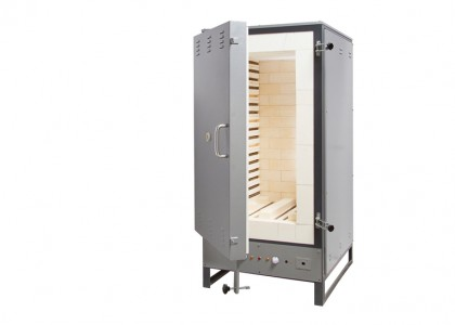 EP95 Front-loading kiln complete with T/C & ST215 Controller
