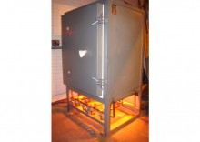 Potclays Thor NGK180 Gas Kiln. Capacity 17.9cf or 507 litres