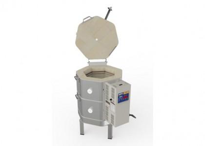 L&L Fuego 40lt Plug+Go Toploading Kiln (New Design 2021)